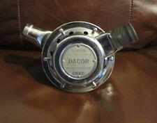 Vintage Dacor C3 doublehose scuba regulator working condition w mouthpiece!