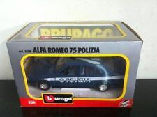 Altri modellini statici di veicoli Bburago per Alfa Romeo