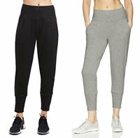 SALE!!!Jockey Sport Women's Tapered Fit French Terry Jogger Pull On Pants