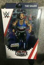 WWE Wrestling Elite The Shark Exclusive Action Figure WCW Rare