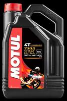 MOTUL 7100 SYNTHETIC OIL 20W-50 4-LI TER 104104