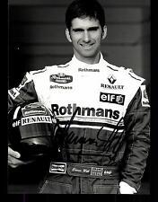 Damon Hill Foto Original Signiert Formel 1 Weltmeister +G 15822