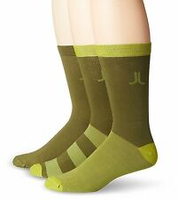 WeSC Men's Remark Socks Palm Green 42-45 Fits Shoe Size 9 - 11.5