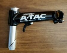 NOS VINTAGE ANSWER EASTON A-TAC  1 X150MM  25.4 MTB BIKE STEM NEW OLD STOCK