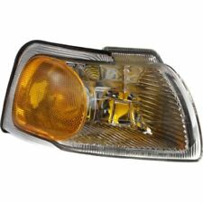 For Thunderbird 96-97, Passenger Side Corner Light, Clear and Amber Lens