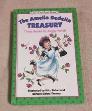 THE AMELIA BEDELIA TREASURY 3 Books in One PEGGY PARISH An I Can Read Book EUC