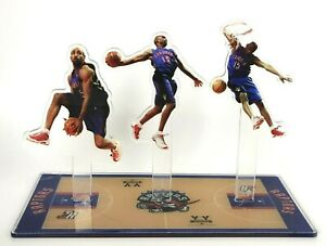 Vince Carter Dunking Trio - Between Legs Dunk - The Greatest Dunker of All Time