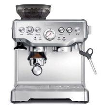 Breville Barista Express BES870XL Espresso Machine - Silver