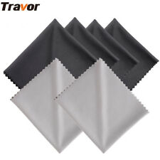 6-Pack Travor® Microfiber Cleaning Cloths for Camera Lens DSLR Glasses TV Screen