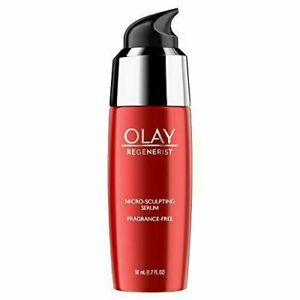 (2 pack) Olay Regenerist Micro-sculpting Facial Serum Fragrance - 1.7 Fl. Oz