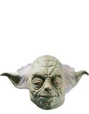 Star Wars Costume Accessory, Mens Yoda Full Mask
