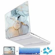 Mektron MacBook Pro 16 inch Cover A2141 2019 Release Fluid Marble Plastic Har...