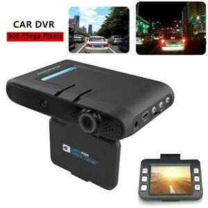 "2"" HD 720P Car DVR Video Camera Recorder Motion Detection G-Sensor  Night Vision"