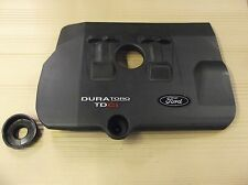FORD MONDEO MK3 DURATORQ 2.0 2.2 TDCi ENGINE COVER With Oil rubber Cap Surround