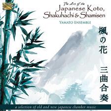 Koto / Yamato Ensemb - Art of the Japanese Koto Shakuhachi & Shamisen [New CD]