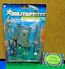 "Military Action Figure Greenbrier 3.75"" Ages 3+ New In Package Free Shipping"
