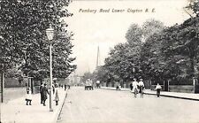 Lower Clapton. Pembury Road # 1708 by Charles Martin.