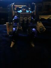 TransformersSOUNDWAVE Generations: War for Cybertron Hasbro Deluxe