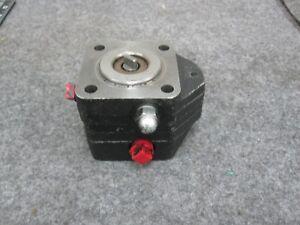 Delta MTE Gear Pump N8 3253 New