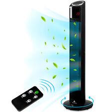 AERSON® Turmventilator 90 cm mit Fernbedienung Ventilator Standventilator leise