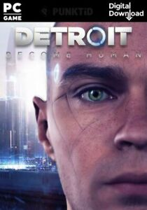 Detroit: Become Human PC Game Offline S Team Fast Post UK Great Condition