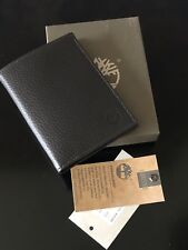 TIMBERLAND Men's Wallet Vertical Logo Leather Card & Bank notes
