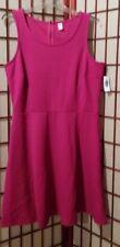 Old Navy Pink Ladies Tank Style  Sleeveless Dress Size XL Tall