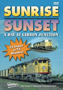 DVD Sunrise-Sunset 1 - Gibbon Junction PENTREX