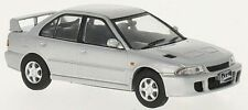 WHITEBOX 243 MITSUBISHI LANCER EVO 1 diecast model road car silver 1992 1:43rd