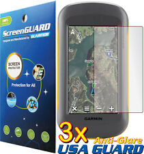 3x Anti-glare LCD Screen Protector Garmin Montana 600 600t 650 650t 680 680t GPS