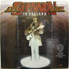 DEL SHANNON Live In England 1973 US ORG Sealed LP