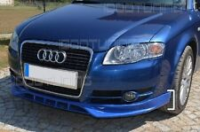 Audi A4 8E B7 Frontspoiler Spoilerlippe Spoiler Tuning S4 RS4 Spoiler