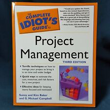 Project Management The Complete Idiot's Guide Third Edition 2003