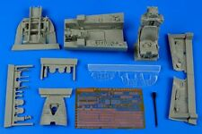 Aires 1/32 Lockheed F-104G/S Starfighter cockpit set for Italeri # 2197/*