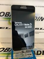 SAMSUNG GALAXY NOTE 3 SM-N9005 32GB  NEGRO PERFECTO ESTADO GRADO A IMPECABLE