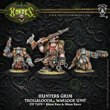 Privateer Press Hordes Trollbloods Hunters Grim Epic Warlock Unit PIP 71070 NEW