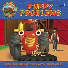 , Tractor Tom – Puppy Problems (Tractor Tom S.), Paperback, Very Good Book