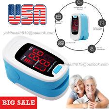 Contec Oximeter Spo2 Led Finger Tip Pulse O2 Meter Blood Oxygen Patient Machine