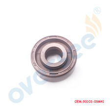 OVRESEE 93103-09M41 Oil Seal 9.8x24x9 For Yamaha Outboard Motor 3HP 6L5