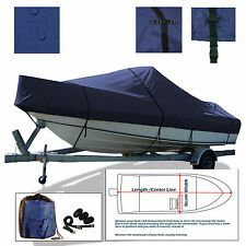 Cobalt 232 Cuddy Cabin Trailerable Boat Cover Navy