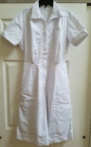 Hospital Duty Uniform, US Military Nurses Dress *FREE SHIP Halloween Costume!