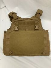 Mayflower Velocity R&C Plate LPAAC Small Low Profile Armor Carrier Coyote Brown