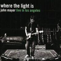 John Mayer - Where The Light Is: John Mayer Live In Los Angeles [CD]