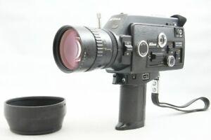 [Read] Nikon R10 SUPER 8mm Movie FILM Camera from Japan #1984