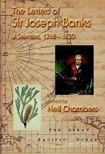 Letters of Sir Joseph Banks by Chambers, Neil