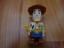 6CM DISNEY ORIGINAL TOY STORY CLASSIC WOODY WIND -UP WALKING FIGURE