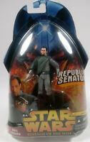 Hasbro Star Wars BAIL ORGANA #15 Action Figure Revenge of the Sith ROTS NEW