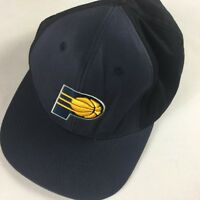 Indiana Pacers Snapback Hat NBA Elevation Basketball Indy 3D Raised Logo Cap