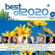 Best of 2020 Frühlingshits Audio-CD NEU OVP