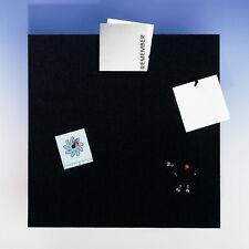 Pinwand Memoboard Wandtafel Filz Edelstahl Zetteldepot ARTIKEL-Design